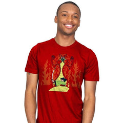 Samurai Princess Exclusive - Mens - T-Shirts - RIPT Apparel