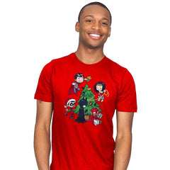 Justice Tree - Mens - T-Shirts - RIPT Apparel