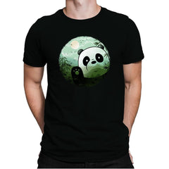 Hello Panda - Mens Premium - T-Shirts - RIPT Apparel