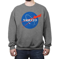 Battleship Aeronautics - Crew Neck Sweatshirt - Crew Neck Sweatshirt - RIPT Apparel
