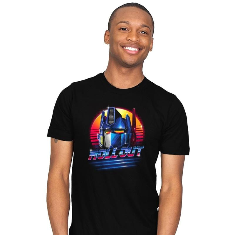Roll Out - Mens - T-Shirts - RIPT Apparel