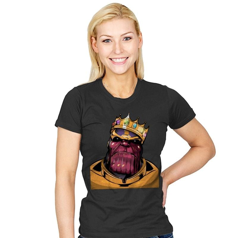 Notorious Titan - Best Seller - Womens - T-Shirts - RIPT Apparel