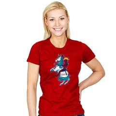 Napooleon - Womens - T-Shirts - RIPT Apparel