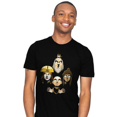 Elemental Rhapsody - Mens - T-Shirts - RIPT Apparel