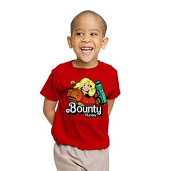 Bounty Hunter - Youth - T-Shirts - RIPT Apparel