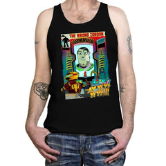 The Wrong Mentor - Tanktop - Tanktop - RIPT Apparel