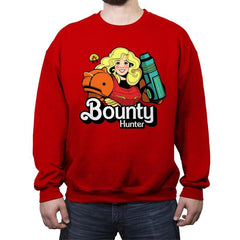 Bounty Hunter - Crew Neck Sweatshirt - Crew Neck Sweatshirt - RIPT Apparel