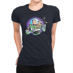 Space Guardian - Womens Premium - T-Shirts - RIPT Apparel