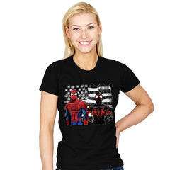 Webonia - Womens - T-Shirts - RIPT Apparel
