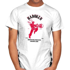 Hadoken Whiskey Exclusive - Mens - T-Shirts - RIPT Apparel