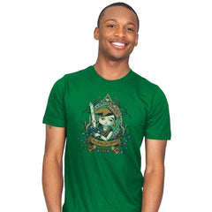 Cut Grass Get Rupees - Mens - T-Shirts - RIPT Apparel