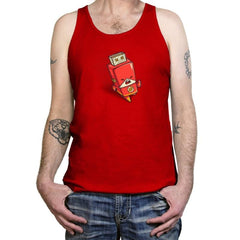 Flash Drive - Tanktop - Tanktop - RIPT Apparel