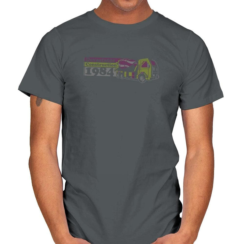Devy Construction Co. Exclusive - Mens - T-Shirts - RIPT Apparel