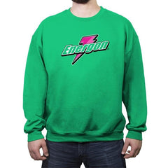 Energy In Disguise - Crew Neck Sweatshirt - Crew Neck Sweatshirt - RIPT Apparel