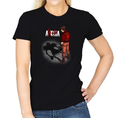 A-KIRA - Pop Impressionism - Womens - T-Shirts - RIPT Apparel