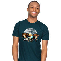 The Starpuff Rebels - Mens - T-Shirts - RIPT Apparel