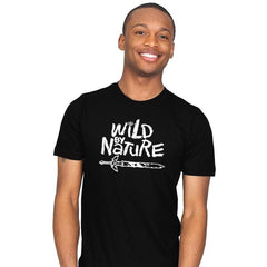 Wild by Nature - Mens - T-Shirts - RIPT Apparel