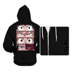 Hero Eyes - Hoodies - Hoodies - RIPT Apparel