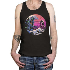 Retro Wave EVA - Tanktop - Tanktop - RIPT Apparel