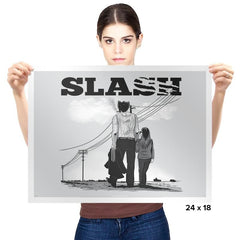 Slash Exclusive - Prints - Posters - RIPT Apparel