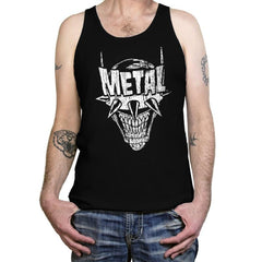 Heavy Metal Laughing-Bat - Anytime - Tanktop - Tanktop - RIPT Apparel