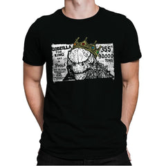 The Big King - Mens Premium - T-Shirts - RIPT Apparel