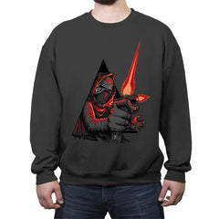 A Clockwork Knight - Crew Neck Sweatshirt - Crew Neck Sweatshirt - RIPT Apparel