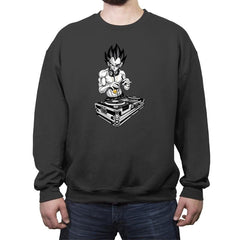 DJ 9000 - Crew Neck Sweatshirt - Crew Neck Sweatshirt - RIPT Apparel