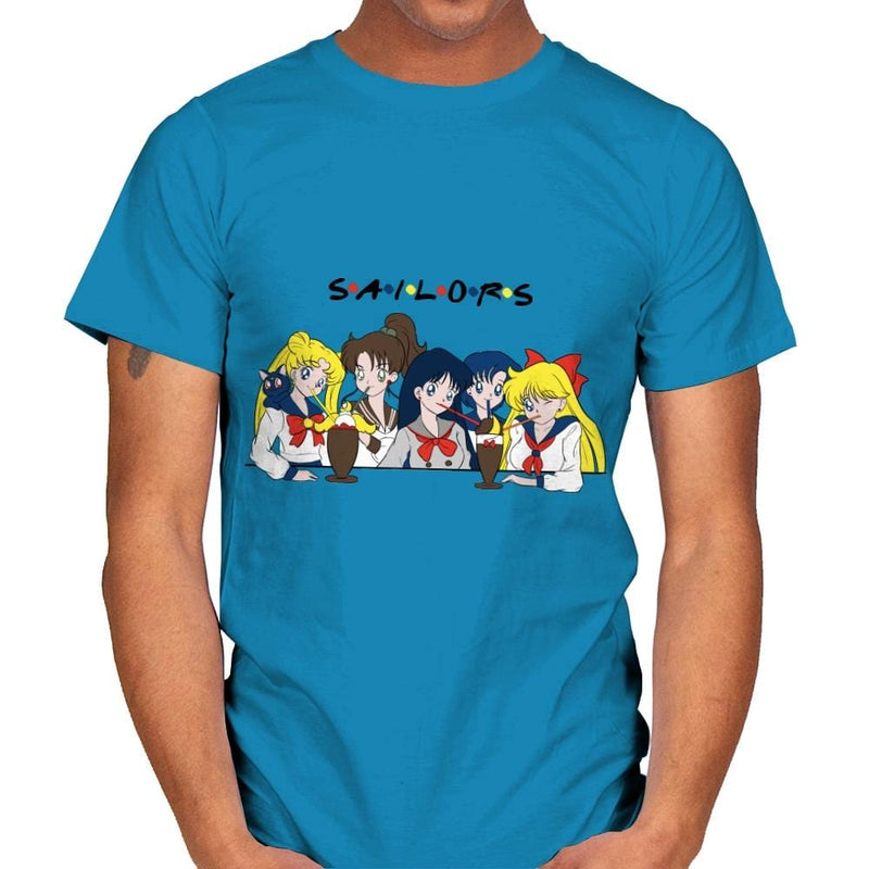 Sailor Pals - Mens - T-Shirts - RIPT Apparel