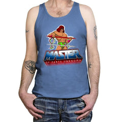 Master of Parts Unknown - Tanktop - Tanktop - RIPT Apparel