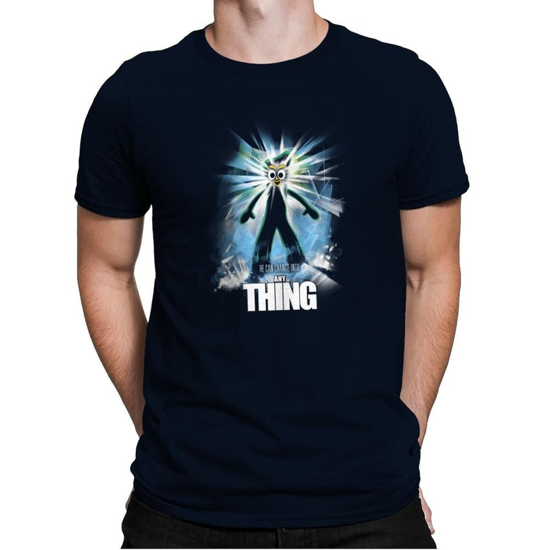 The Any Thing Exclusive - Mens Premium - T-Shirts - RIPT Apparel