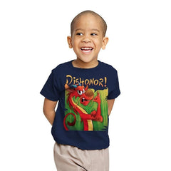 Dishonor! - Youth - T-Shirts - RIPT Apparel
