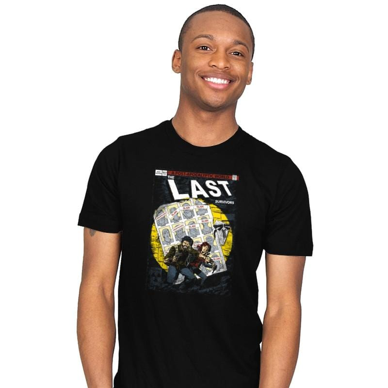 The Last Survivors - Mens - T-Shirts - RIPT Apparel