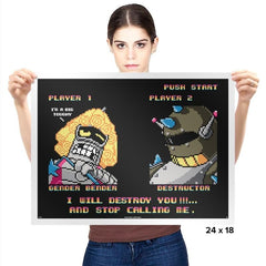 Street Bender Exclusive - Prints - Posters - RIPT Apparel
