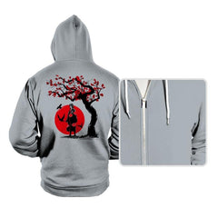Ninja Under The Sun - Hoodies - Hoodies - RIPT Apparel