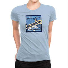 Bluth Moon Exclusive - Womens Premium - T-Shirts - RIPT Apparel