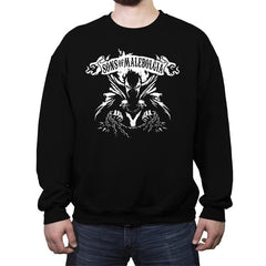 Hellspawn Originals - Crew Neck Sweatshirt - Crew Neck Sweatshirt - RIPT Apparel