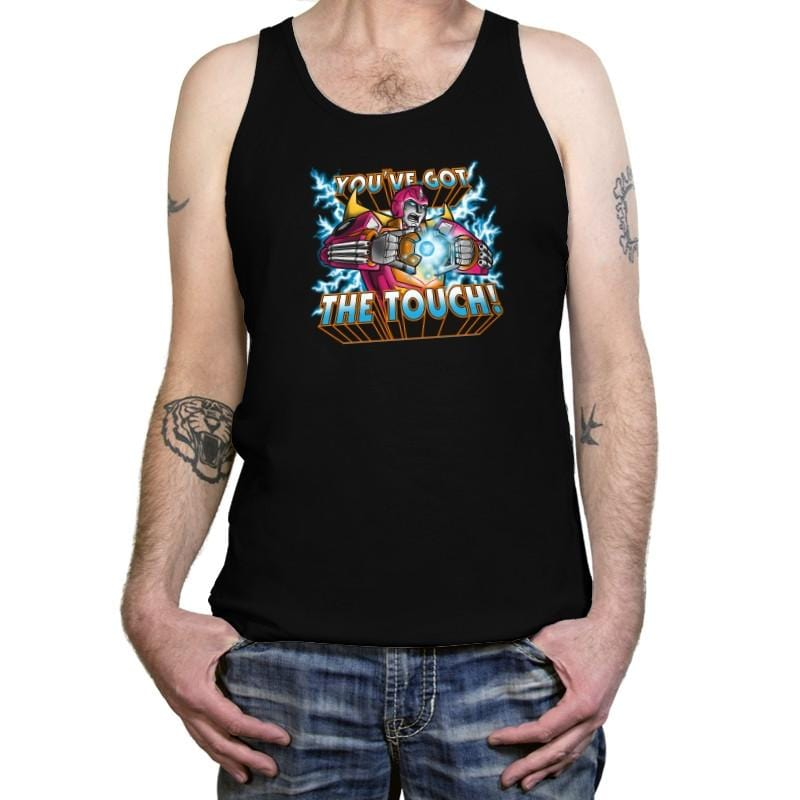 You've got the Touch! Exclusive - Tanktop - Tanktop - RIPT Apparel