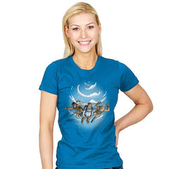 Falling - Womens - T-Shirts - RIPT Apparel