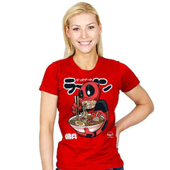 Dead Ramen - Womens - T-Shirts - RIPT Apparel