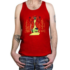 Samurai Princess Exclusive - Tanktop - Tanktop - RIPT Apparel