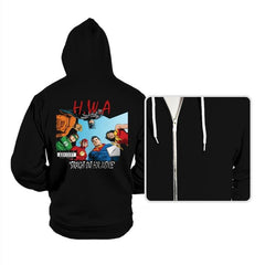Straight Out For Justice - Hoodies - Hoodies - RIPT Apparel
