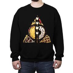 Deathly Mallows - Crew Neck Sweatshirt - Crew Neck Sweatshirt - RIPT Apparel
