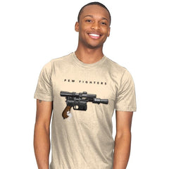 Pew Fighters - Mens - T-Shirts - RIPT Apparel