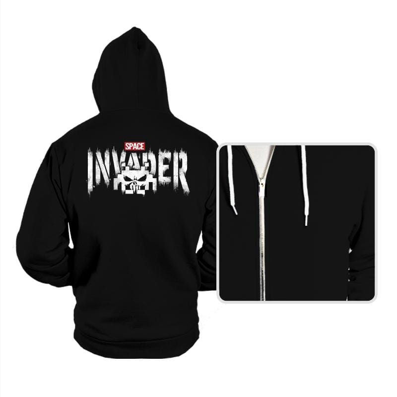 The Invader - Hoodies - Hoodies - RIPT Apparel