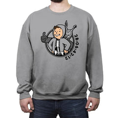 Vault Donnie - Crew Neck Sweatshirt - Crew Neck Sweatshirt - RIPT Apparel