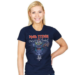 Can I Play With - Womens - T-Shirts - RIPT Apparel
