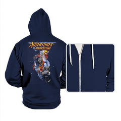 Steve's Adventure in Babysitting - Hoodies - Hoodies - RIPT Apparel