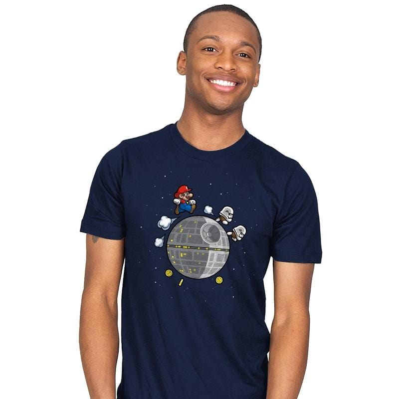 A Galaxy Far Far Away - Mens - T-Shirts - RIPT Apparel