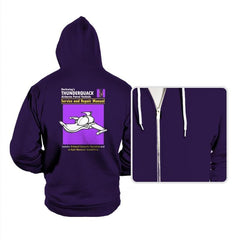ThunderQuack Manual - Hoodies - Hoodies - RIPT Apparel